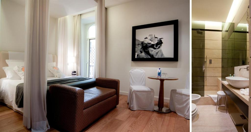 Hotel isa rome for Design hotel isa roma