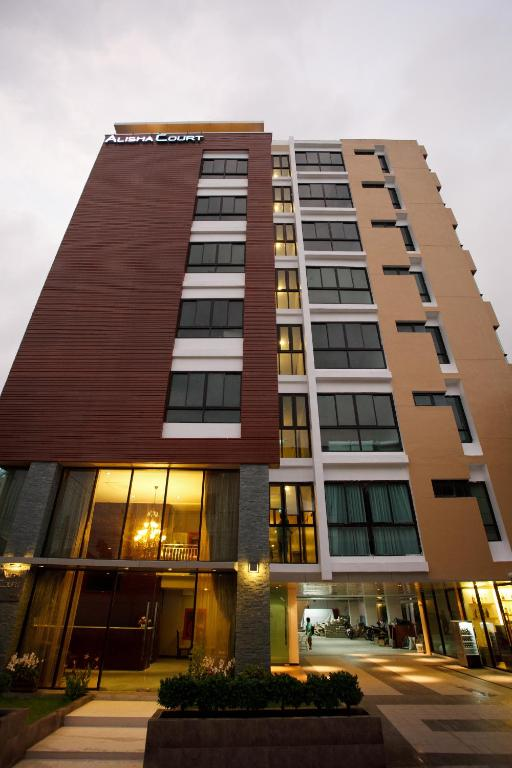 Отзывы Alisha Court Hotel and Residence, 4 звезды