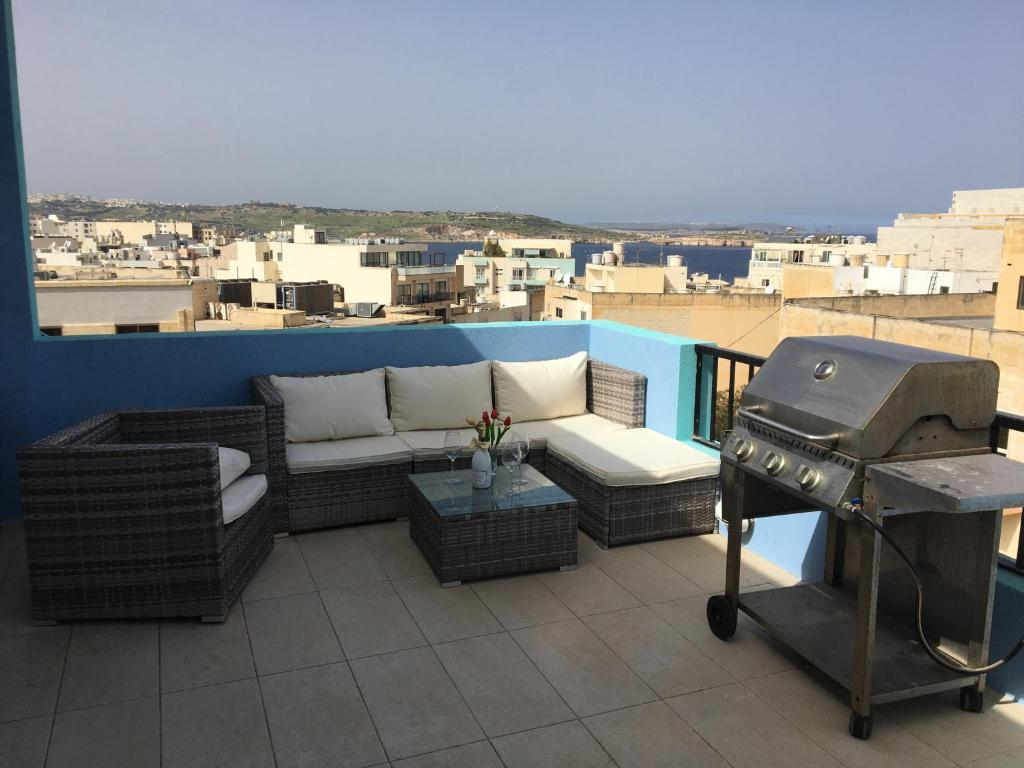 Departamento Windsor Penthouse No 9 (Malta Bahía de San Pablo ...