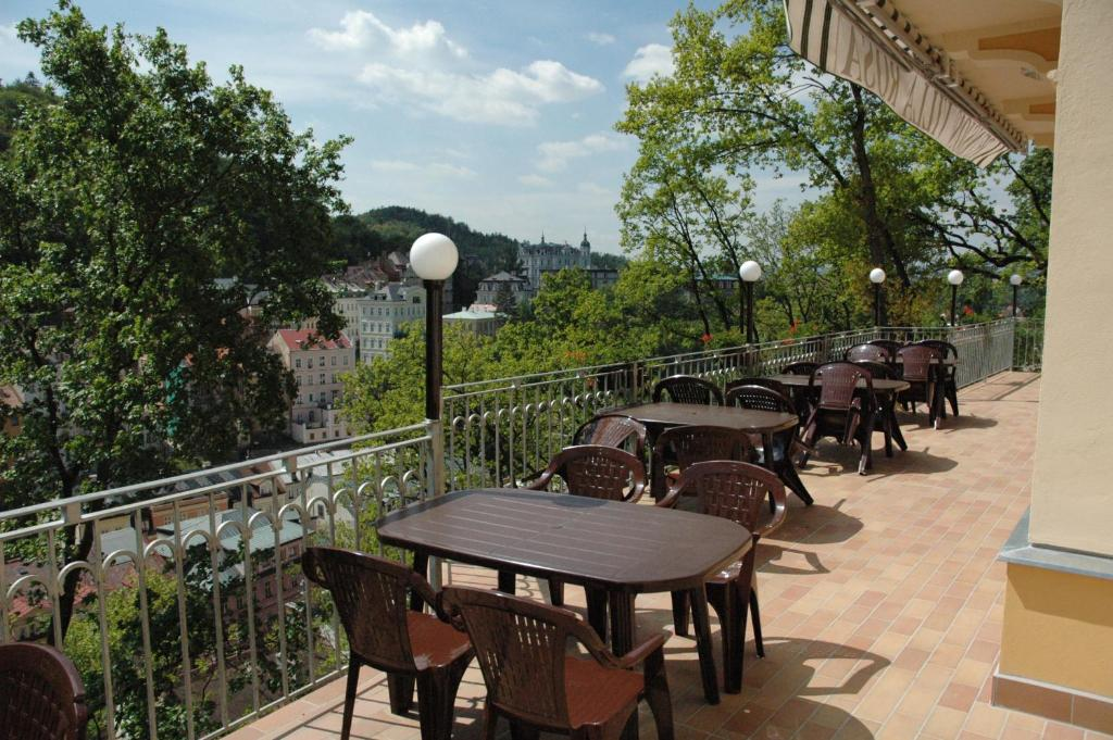 Karlovy Vary Villa Rosa