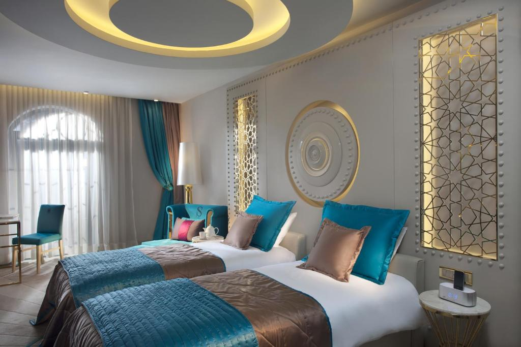 Sura design hotel suites istanbul book your hotel for Sura design hotel