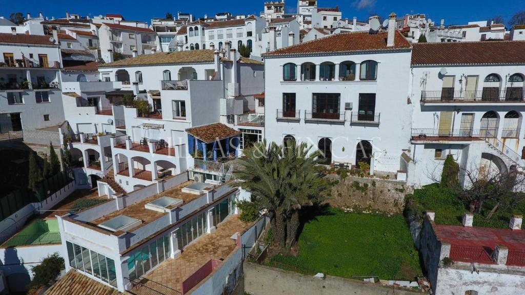 Apartamento Rosa Alta (Espanha Gaucín) - Booking.com