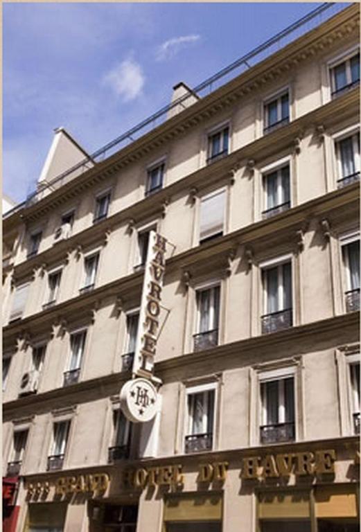Hotel Proximite Gare Saint Lazare