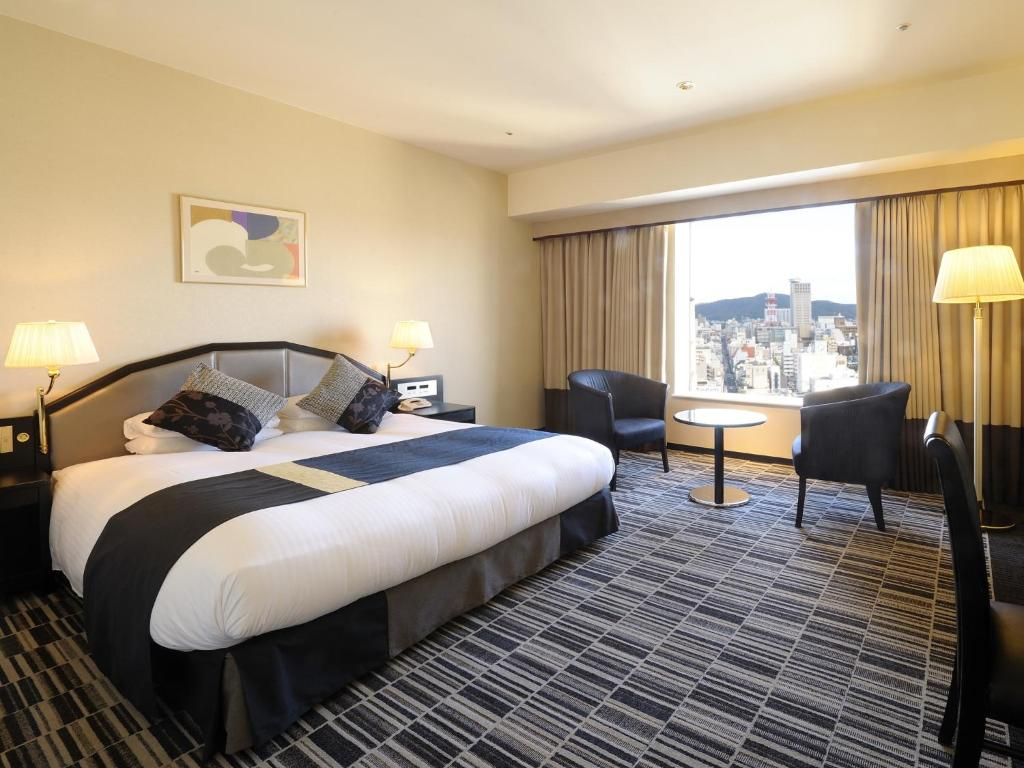 Hotel Granvia Rooms