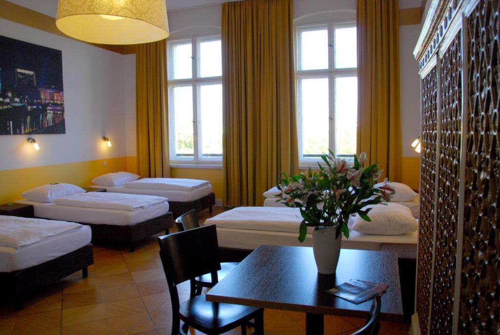 Hotel Tempelhofer Ufer Berlin