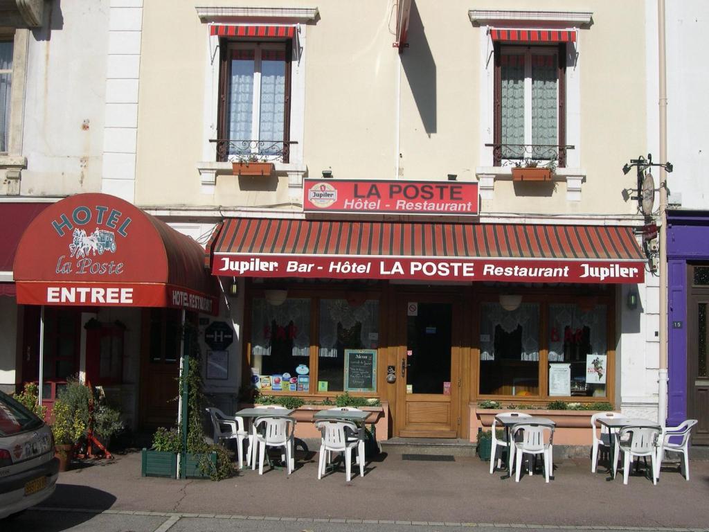 Hotel De La Poste Gerardmer