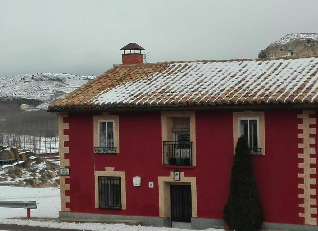 Casa de campo Venta de arriba (España Peralejos) - Booking.com