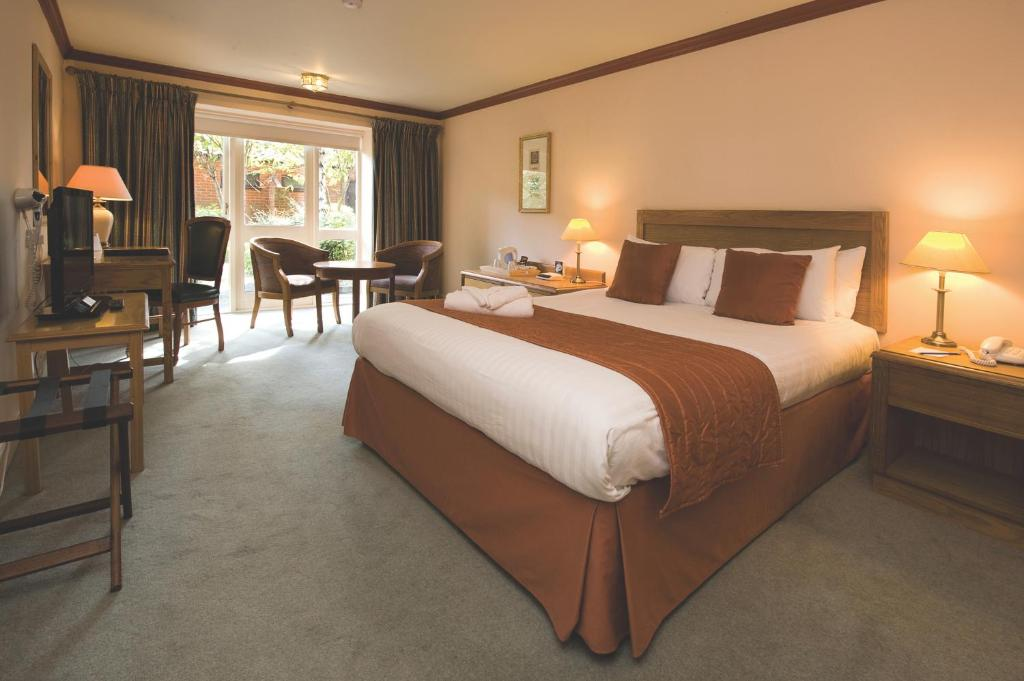 Best Western Plus Knights Hill Hotel And Spa