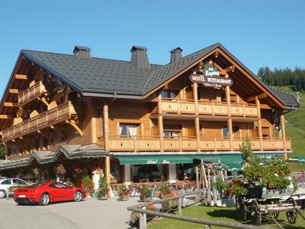 Hotel Restaurant La Clusaz