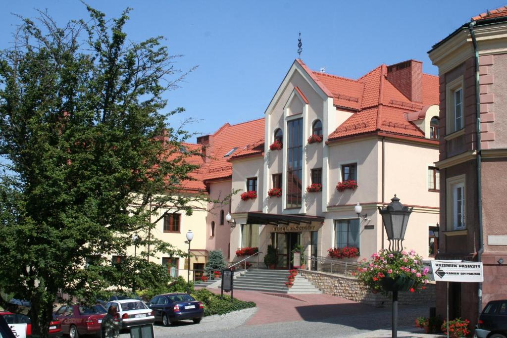 Hotel basztowy r servation gratuite sur viamichelin for Reserve un hotel