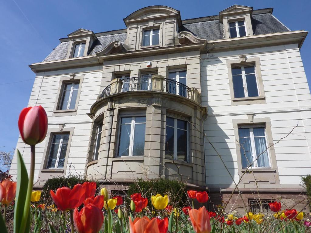 Villa lyane colmar book your hotel with viamichelin for Hotels colmar