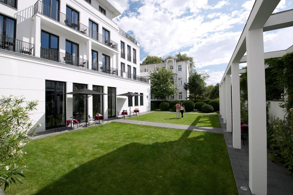Cer s am meer binz book your hotel with viamichelin for Design hotels am meer