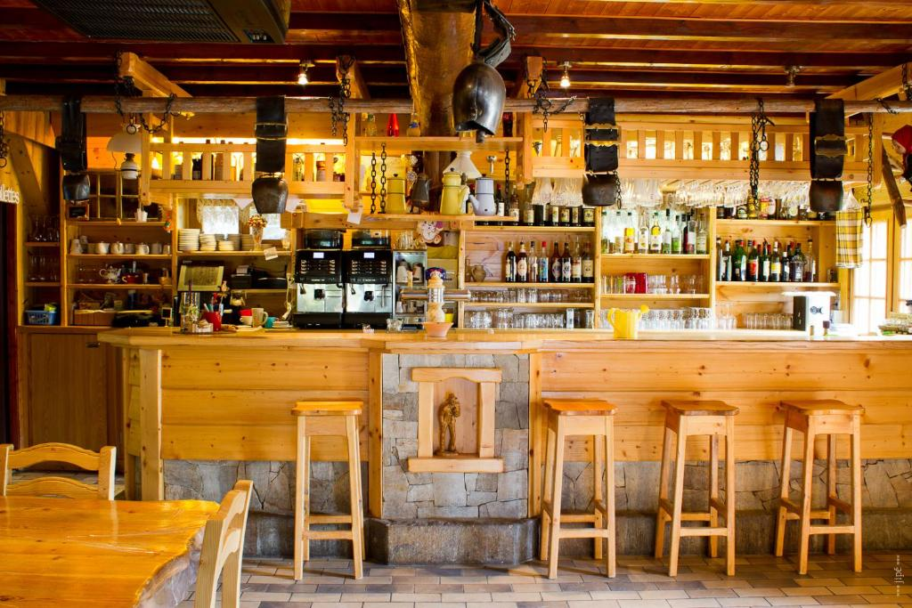 Hotel Restaurant Notre Dame De Bellecombe
