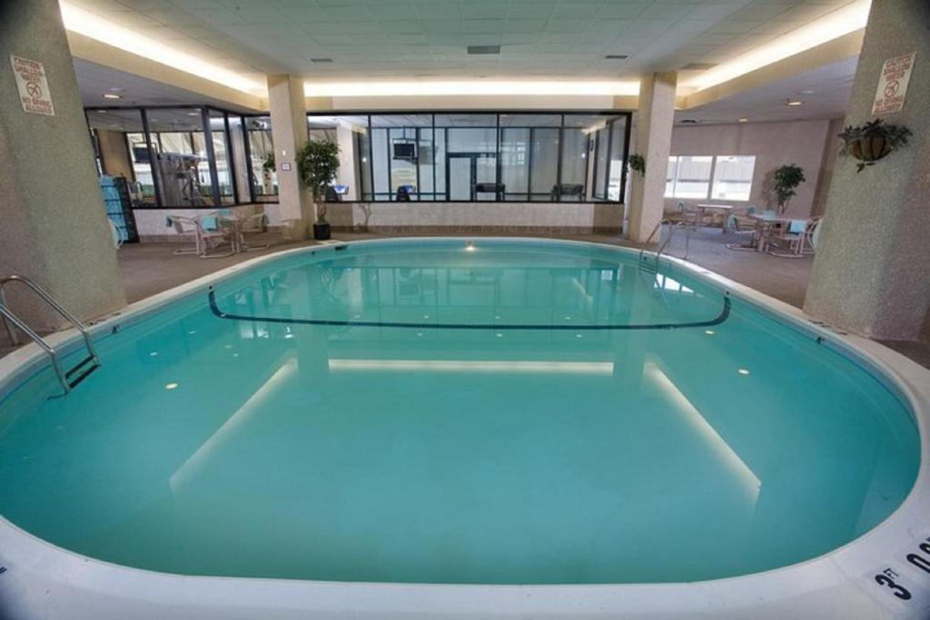 Doubletree By Hilton St Paul Downtown Saint Paul Book Your Hotel With Viamichelin