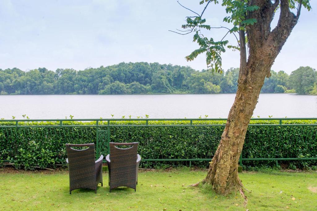 Biệt thự Nhìn ra Hồ
