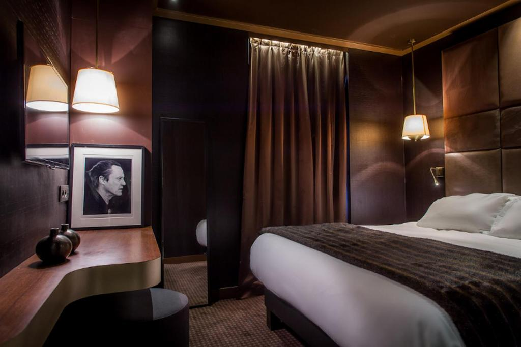 Hotel armoni paris r servation gratuite sur viamichelin for Reservation hotel gratuite paris