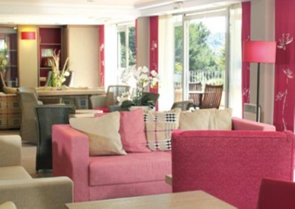 Inter Hotel Les Agapanthes De L Esterel