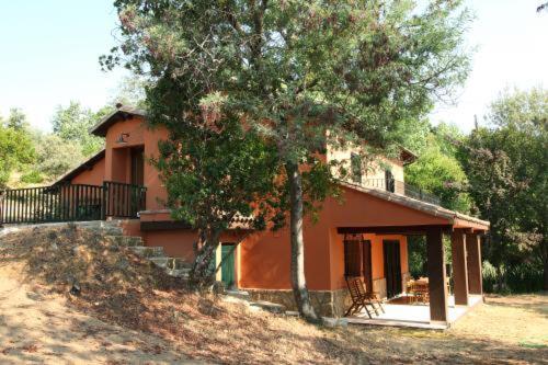 Casa Rural Moscatelar (España Arenas de San Pedro) - Booking.com