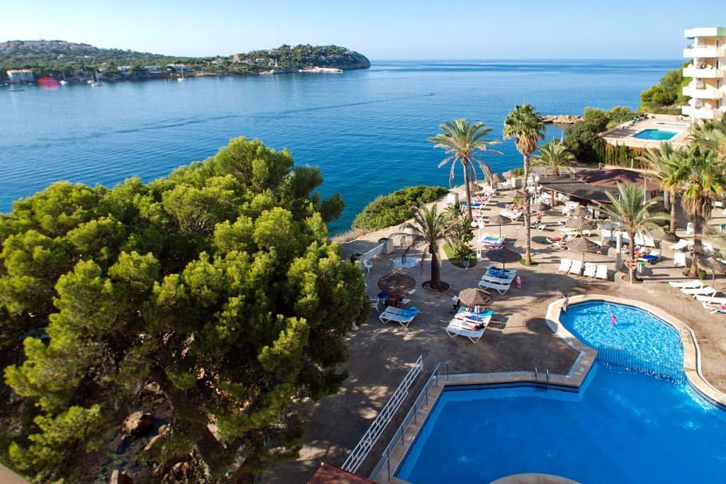 Trh jard n del mar calvi online booking viamichelin for App hotel trh jardin del mar