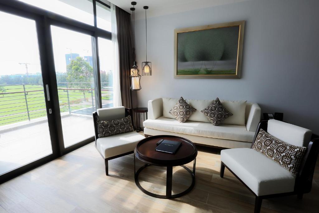 Phòng Suite Monty Giường Đơn Với Gói Chơi Golf
