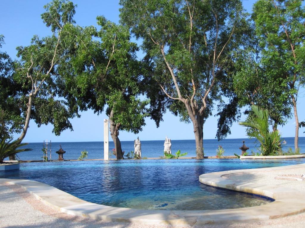 Bali dream house r servation gratuite sur viamichelin for Dream house website