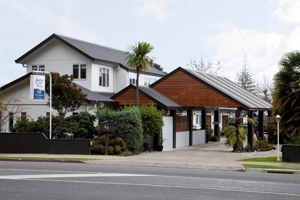 Amber Court Motel Whakatane Reserva Tu Hotel Con