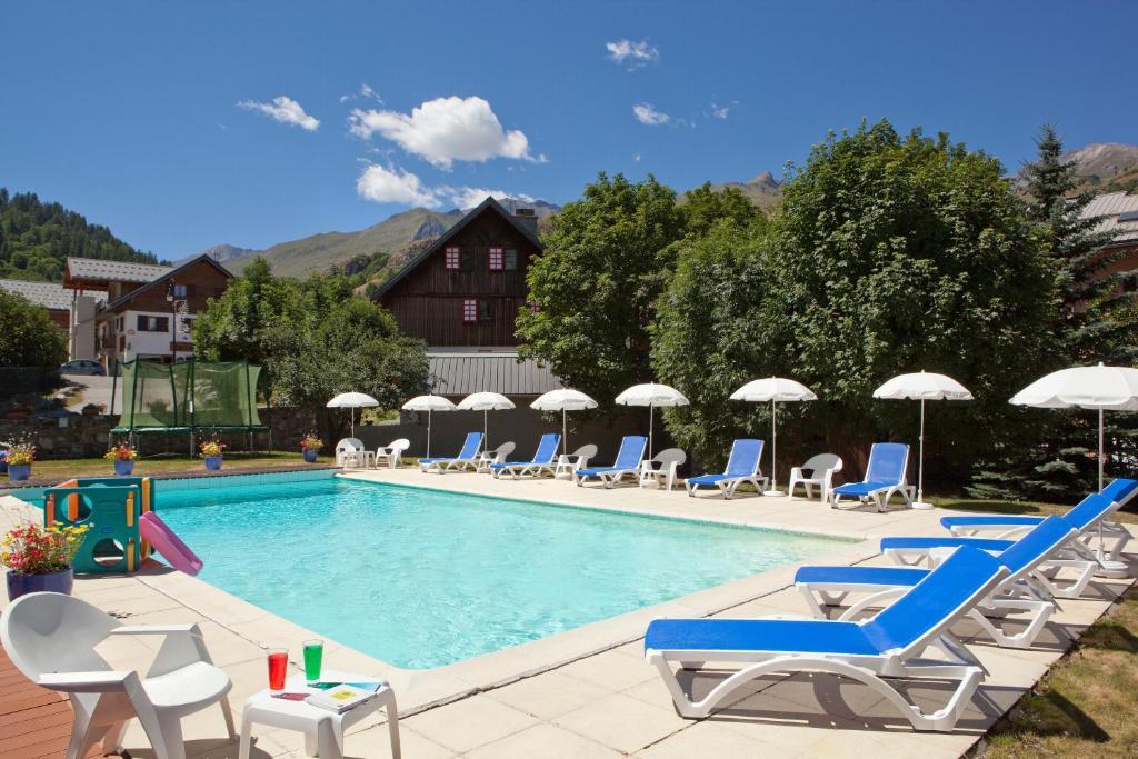 Grand hotel de valloire et du galibier r servation for Reserver hotel et payer sur place