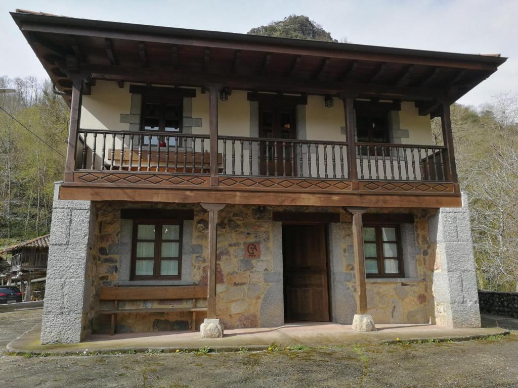 Casa de temporada Paraje del oso (Espanha Proaza) - Booking.com