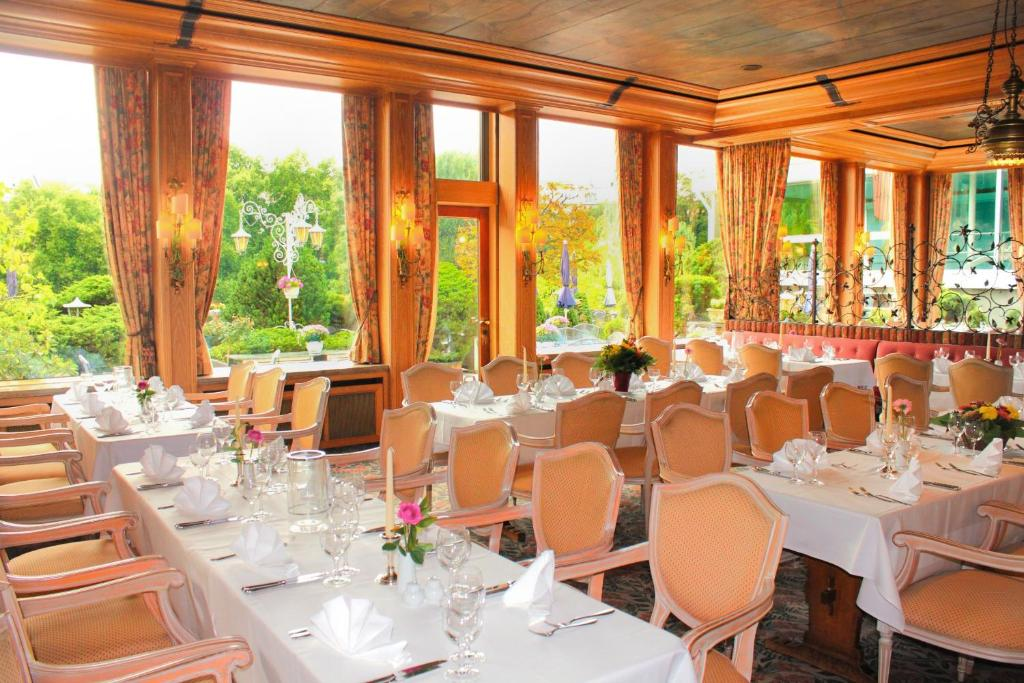 Hotel Seehof Berlin Restaurant