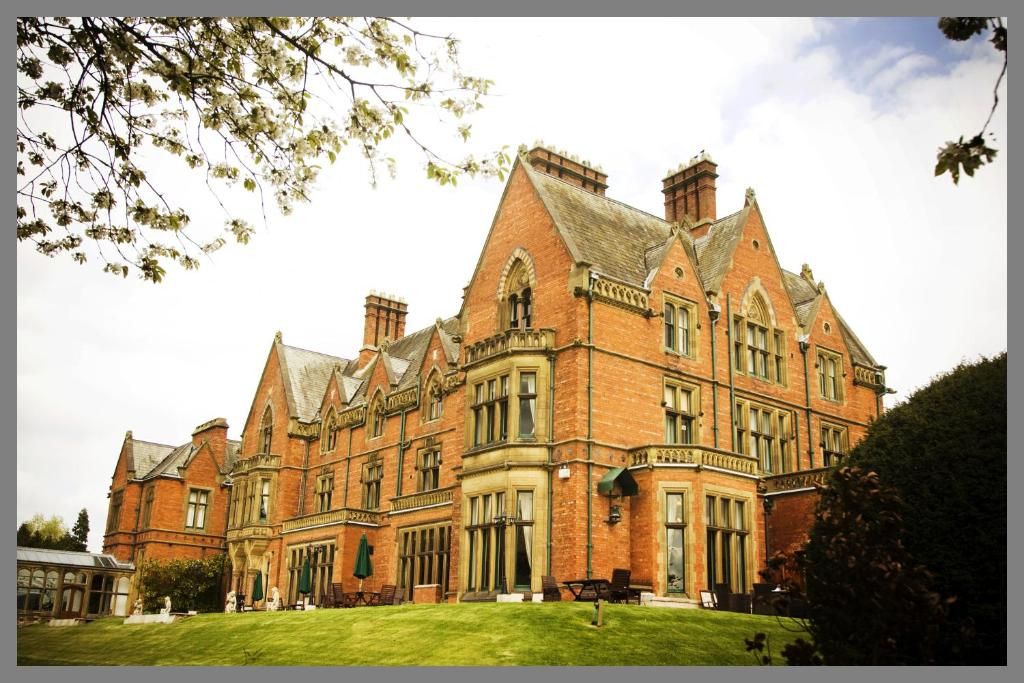 Wroxall Abbey Hotel Estate Warwick Online Booking Viamichelin