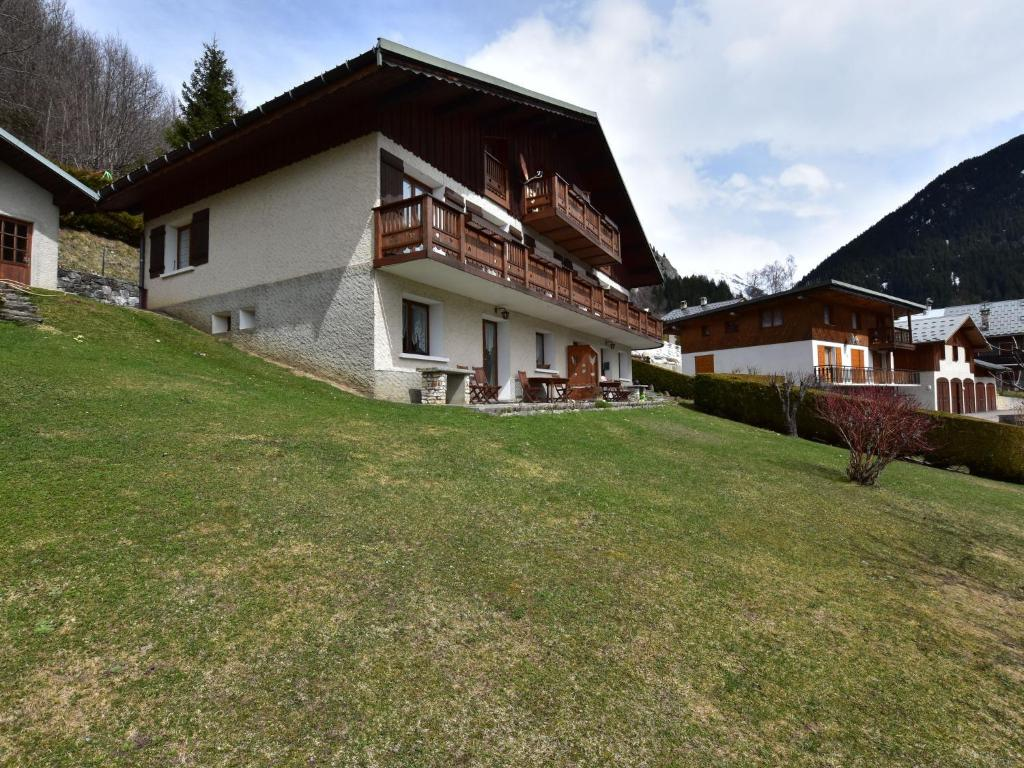 Holiday home Le Plan Du Crey I En Ii 2, Le Villard - View De