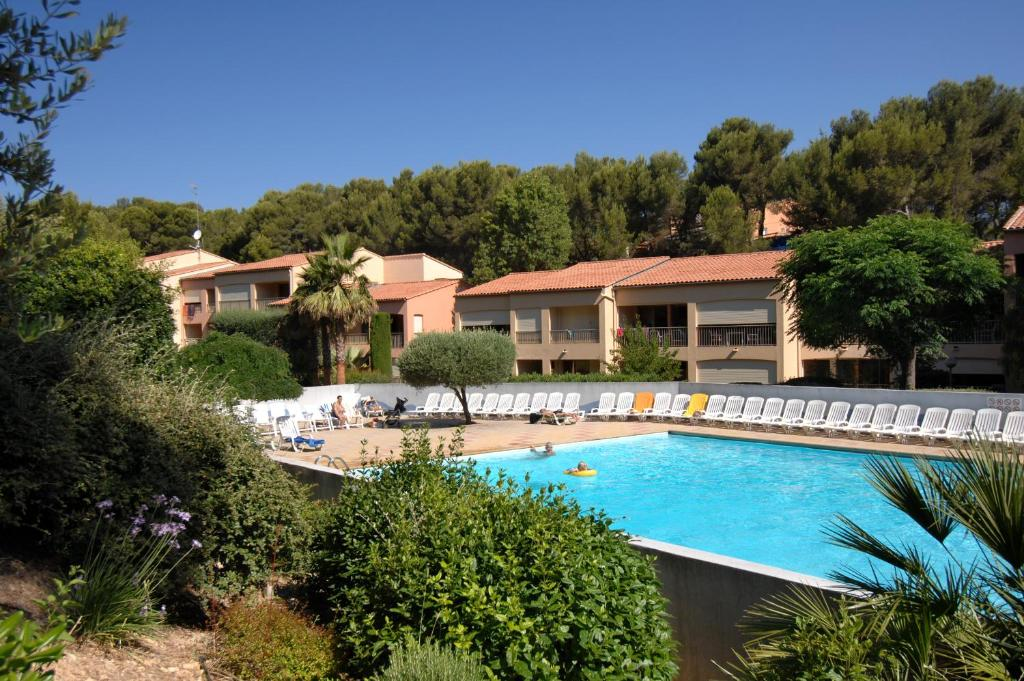 R sidences hoteli res la ciotat apparthotels for Appart hotel toulon