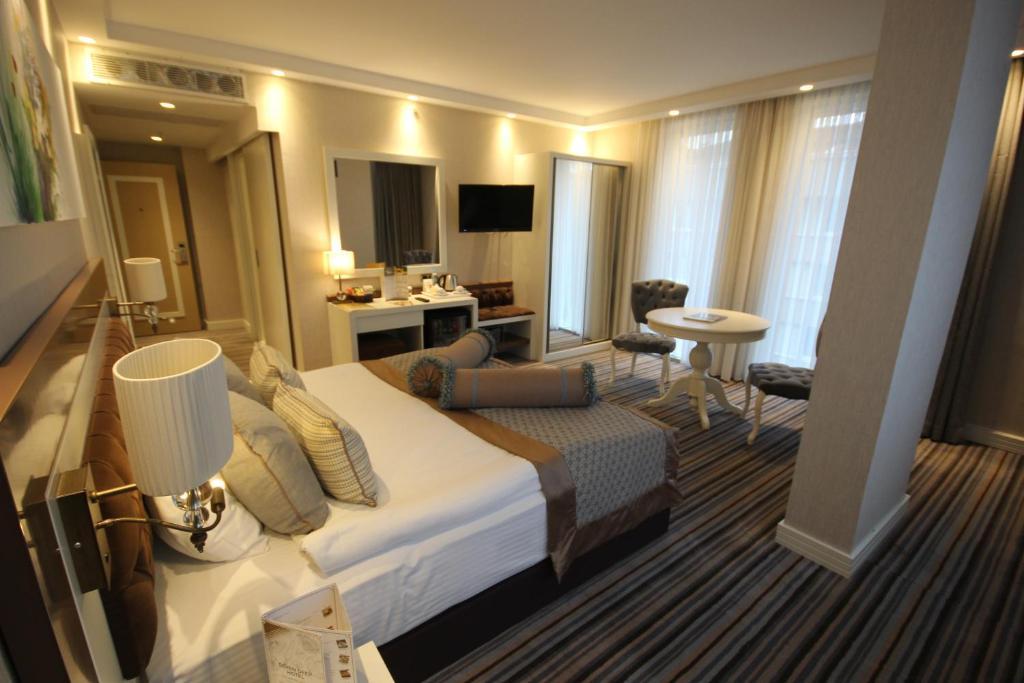 هتل سوم دیپ آنکارا