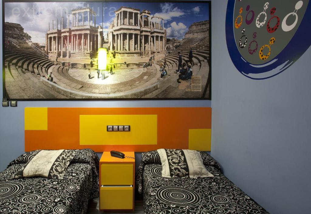 Hotel Madrid Jc Rooms Santa Ana