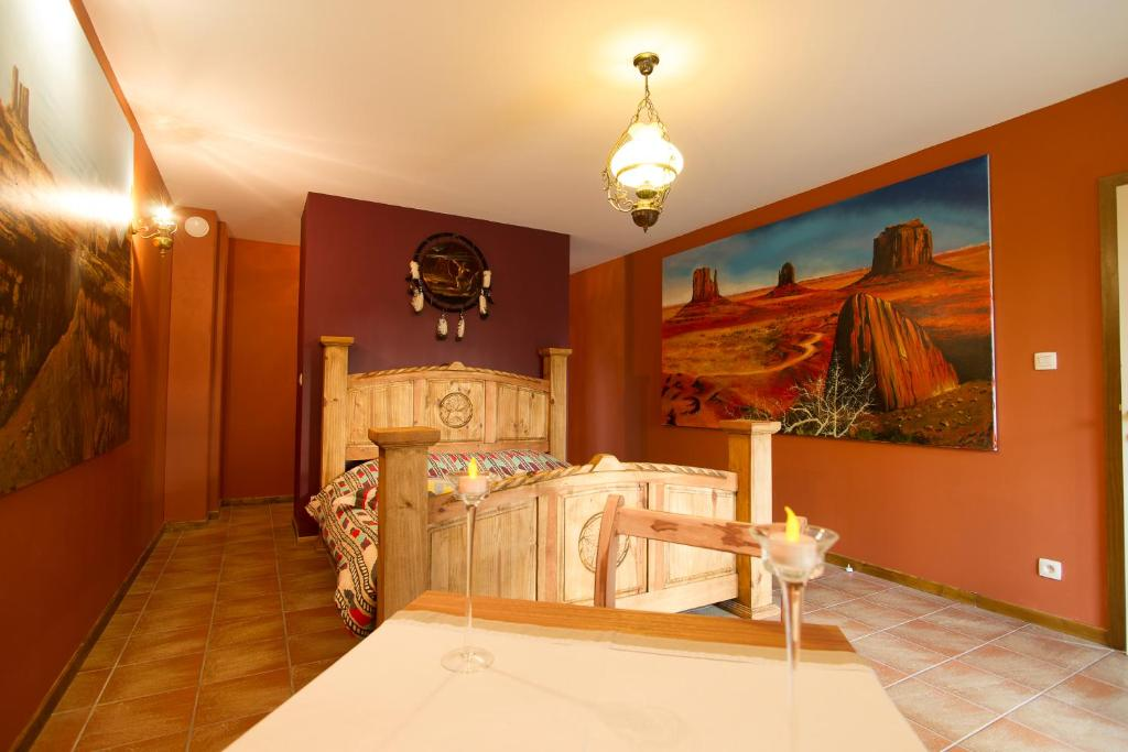 Guest house western city chambres d 39 h tes chaudfontaine for Chambre western