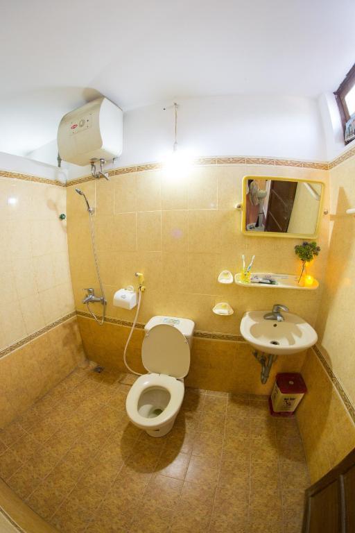 Phòng Giường Đôi có Phòng tắm riêng