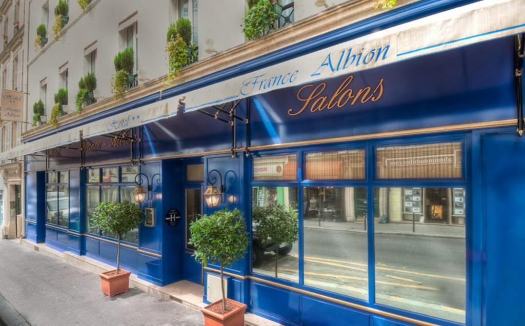 Hotel france albion r servation gratuite sur viamichelin for Reservation hotel gratuit france