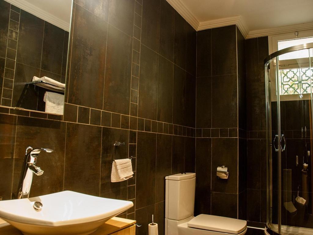 les belles terrasses chambres d 39 h tes b ni mellal. Black Bedroom Furniture Sets. Home Design Ideas