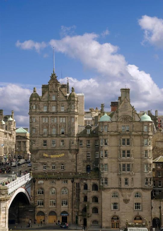 The Scotsman Hotel Edinburgh Parking