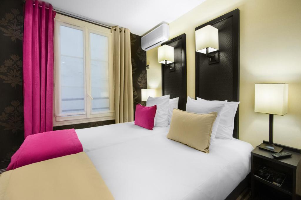 hotel pax op ra paris. Black Bedroom Furniture Sets. Home Design Ideas