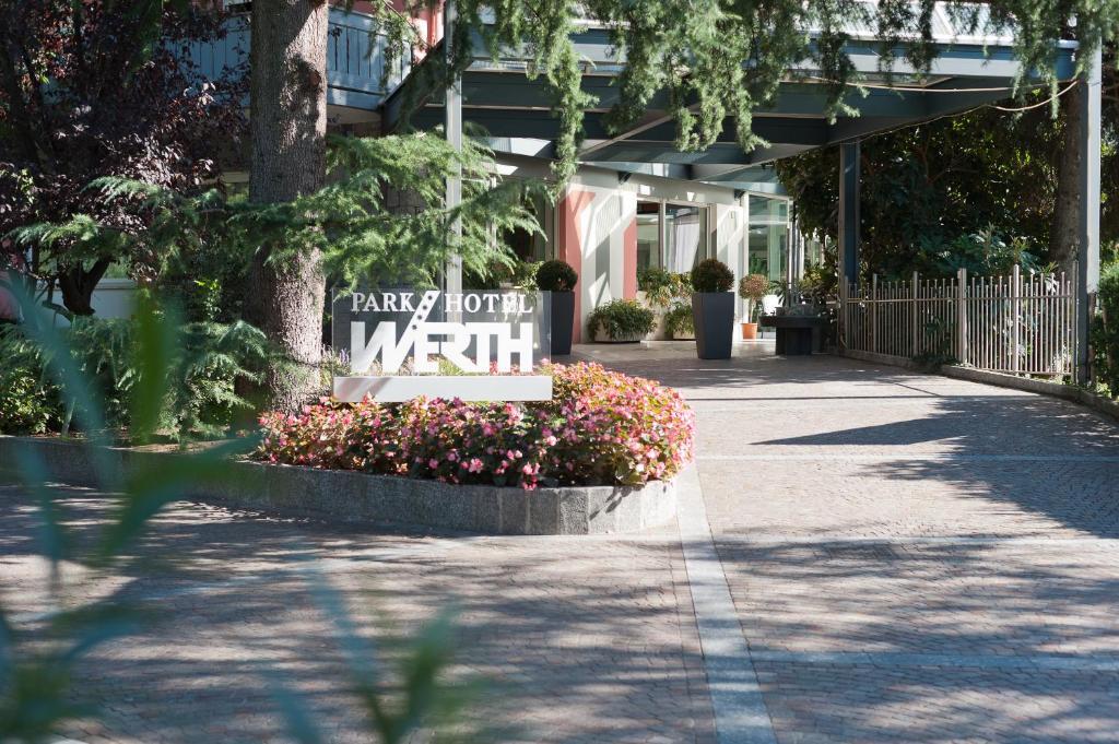 business resort parkhotel werth bozen viamichelin informatie en online reserveren. Black Bedroom Furniture Sets. Home Design Ideas