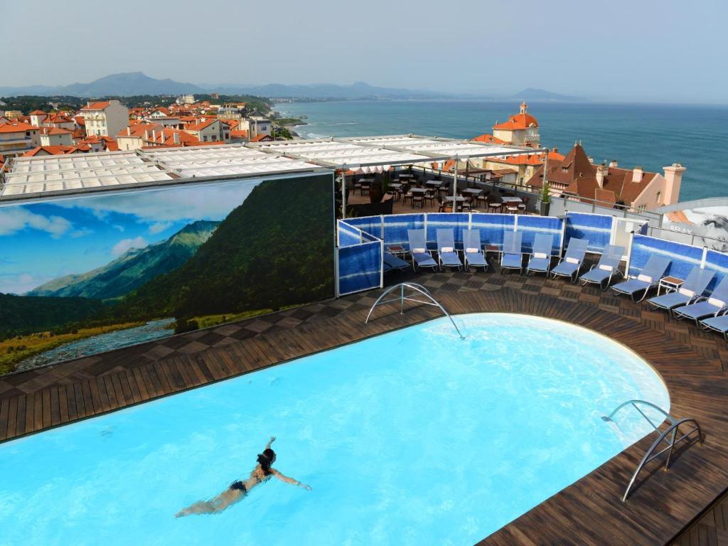 Hotel  Etoiles Biarritz