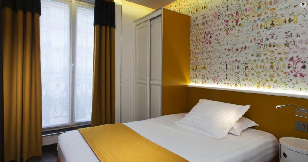 Hotel moderne saint germain paris for Hotel moderne paris