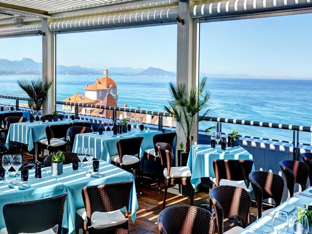 Radisson blu hotel biarritz r servation gratuite sur for Hotels 3 etoiles biarritz