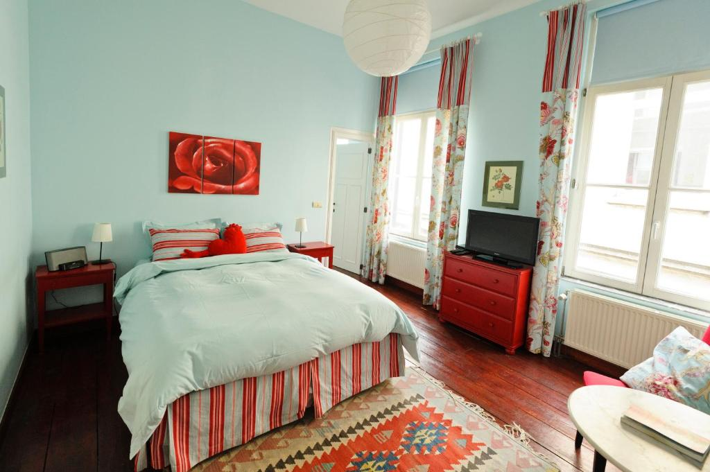 Chambres d 39 h tes b b taptoe ii chambres d 39 h tes bruxelles for Chambre d hote bruxelles