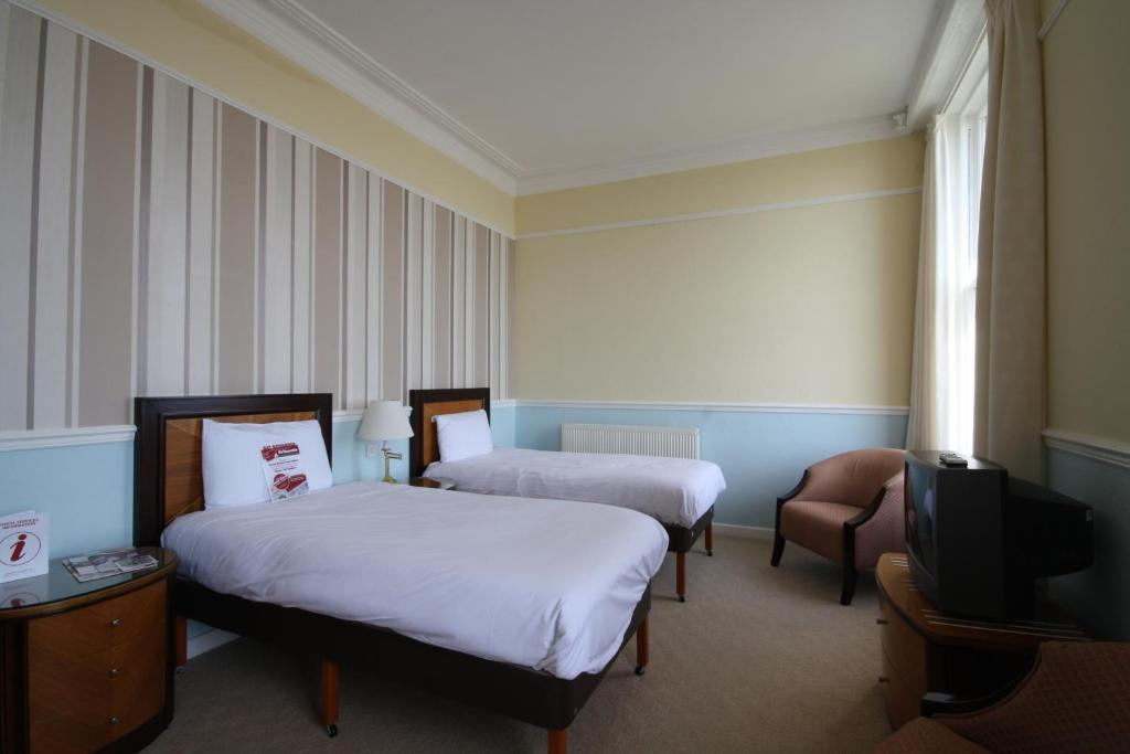 The Grand Hotel Scarborough Which Rooms Have Baths