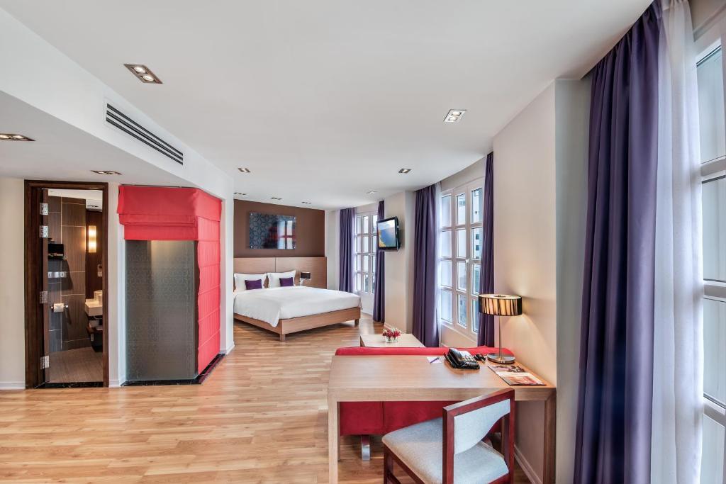 Phòng Deluxe có Giường cỡ Queen