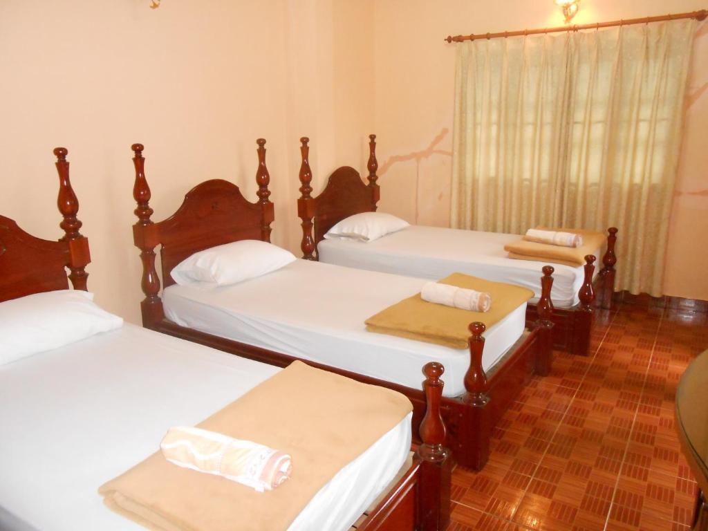Viengsavanh guesthouse informationen und buchungen for Domon guesthouse vang vieng