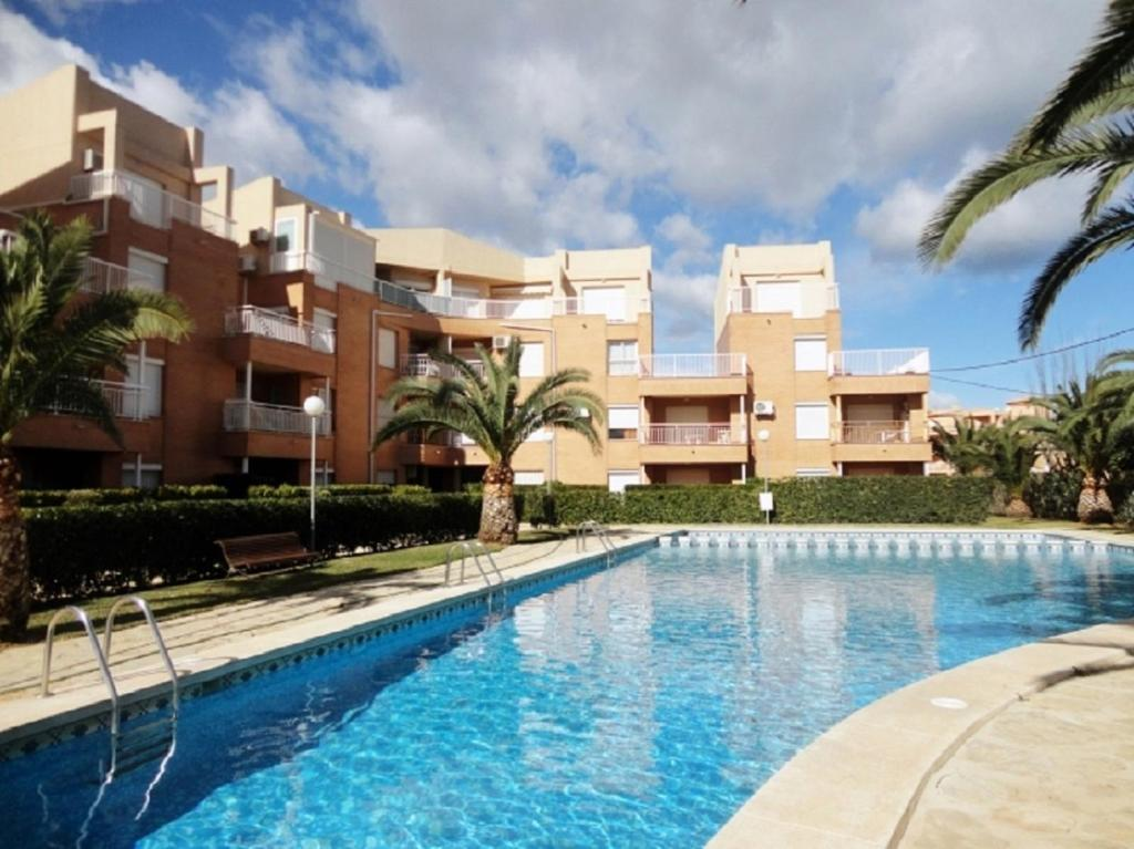 Booking.com: Apartamento 1ª Línea Playa Las Marinas , Dénia ...