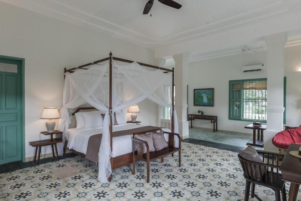 Biệt thự Suite Colonial